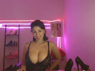 Sexcam avec 'dina30'