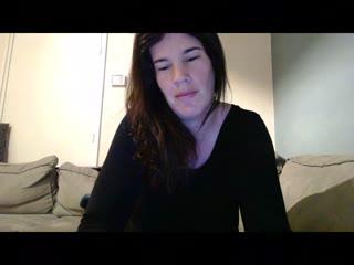 Sexy webcam show met tijgetje87