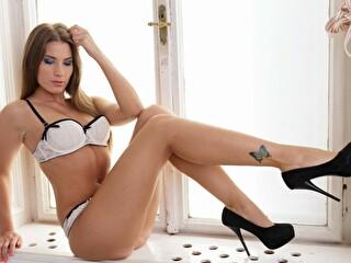 Sexy webcam show met britney