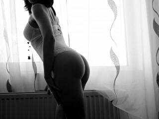 Sexy webcam show met myra