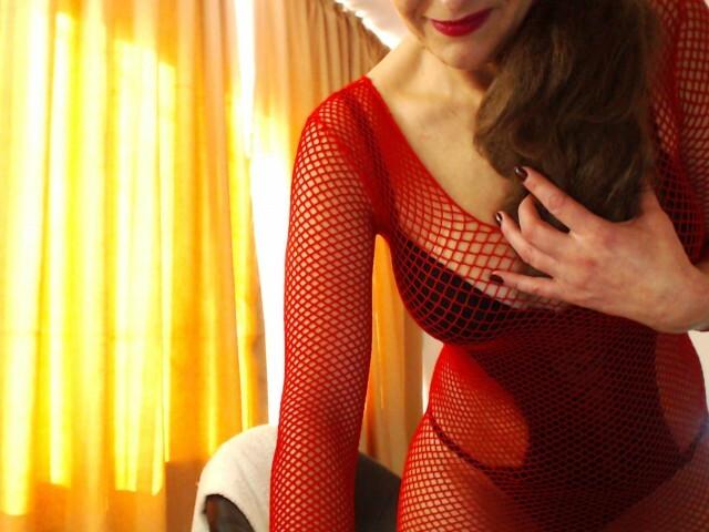 Sexy webcam show met chaudeme