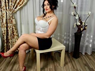 Sexy webcam show met annadesire