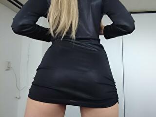 Sexy webcam show met ambertje