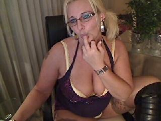 Sexy webcam show met sarah