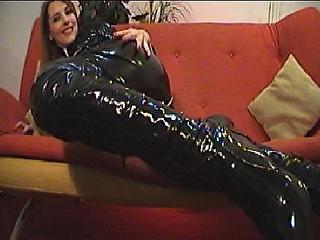 Sexy webcam show met hotgoddess