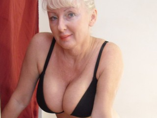 Sexy webcam show met hotsexyblond
