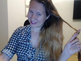 Sexy webcam show met suniabdsm