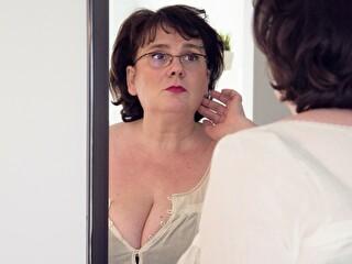 Sexy webcam show met dorismature