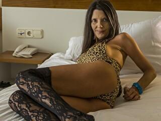 Sexy webcam show met sandraxx