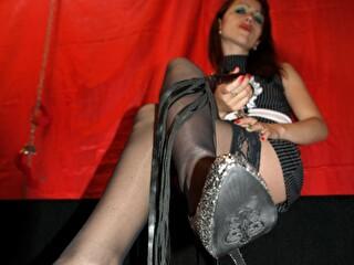Sexcam avec 'goddesselisa'