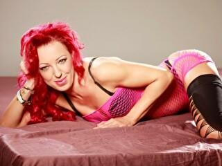Sexy webcam show met crazyred