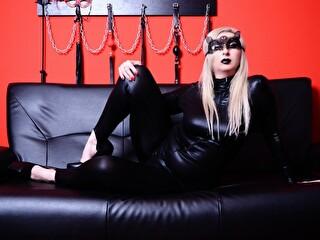 Sexy webcam show met misskaliania