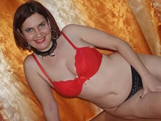 Sexy webcam show met ginnamature