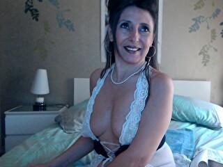 Sexy webcam show met oksenna