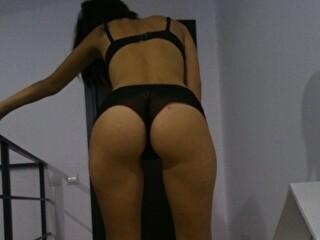 Sexy webcam show met cata69