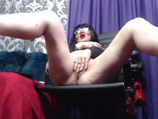 Sexy webcam show met decadence