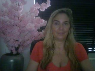 Sexy webcam show met joella